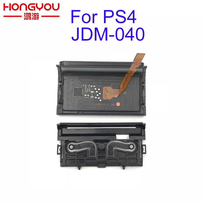 Touch Pad Assembly Touchpad Module W/ 10Pin Flex Cable For PS4 Pro JDM-040 Controller
