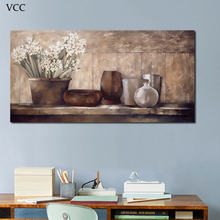 CV Wall Art Canvas Paintings: The Wall Pictures For Living Room Flower