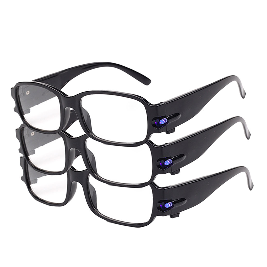 New Arrival Portable Magnifying Eyewear Reading Glasses Gift For The Aged Magnifier 100/350/400 Degree Vision Glasses