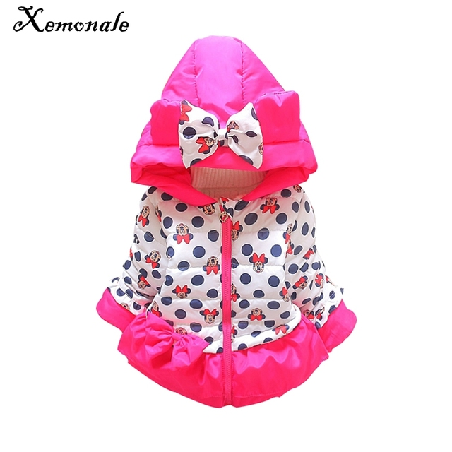 d16a5f73b312 Xemonale children winter christmas Thicken outerwear parkas baby ...