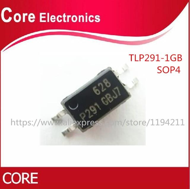 100 Stks/partij TLP291 1GB TLP291 1 TLP291GB TLP291 SOP4