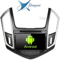 For Chevrolet CRUZE 2012 2013 2014 2015 Car Android Unit Multimedia Player Radio GPS Glonass NavigationI with Canbus Rear Camera