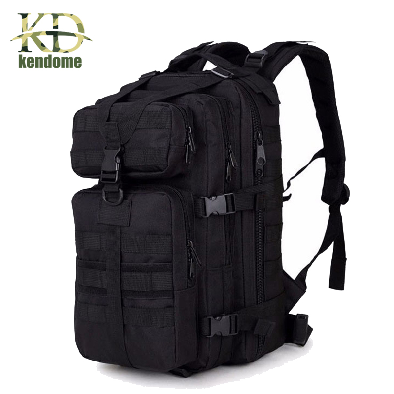 2018 Military Tactical Assault Pack Backpack Army Molle Waterproof Bug Out Bag Small Rucksack for Outdoor Hiking Camping Hunting lqarmy 3 day expandable backpack with waist pack large rucksack tactical backpack molle assault bag for day hiking tan