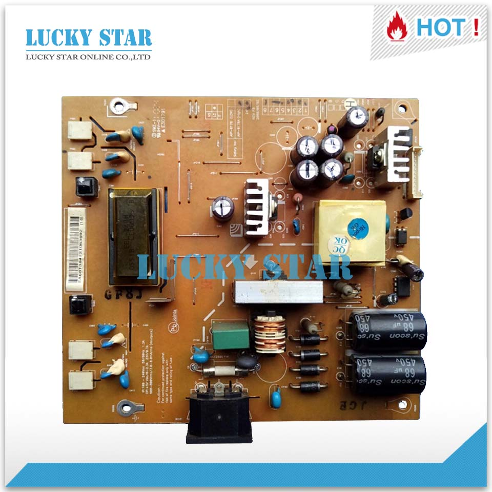 95% new used Original power supply board W2442PA  W2252TQ L227WTS AIP-0178 Pressure plate original led power supply board mr238 vp2306 revi used disassemble