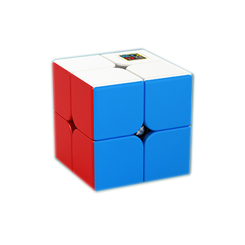 MOYU MeiLong Mini Speed Magic Cube 2x2x2 Profession Puzzle Cubes Kinds of Cubos Education Speed Children's For Game Toys Gift(China)