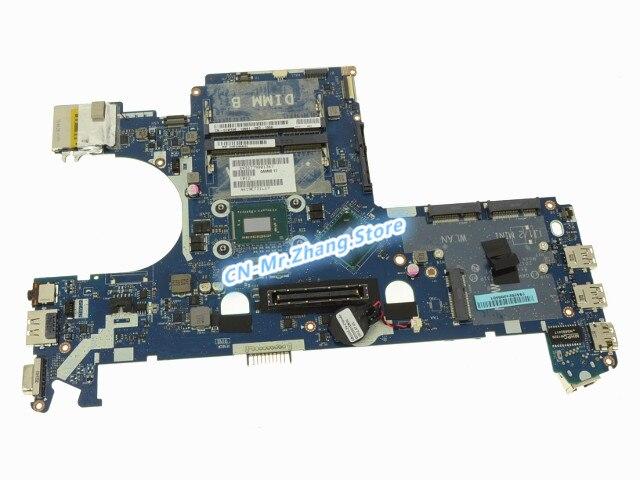 اللوحة الأم للحاسوب المحمول DELL E6230 19H06 019H06 CN-019H06 I7 3520M CPU DDR3