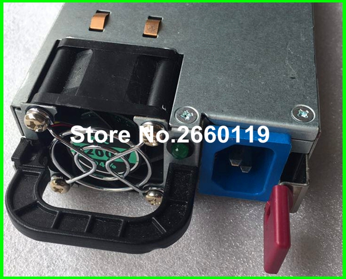 power supply for DL580G7 DPS-1200FB-1 A HSTNS-PD19 570451-001 570451-101 579229-001 1200W, fully tested server power supply for 39y7415 39y7414 8852 bch dps 2980ab a 69y5844 69y5855 2980w