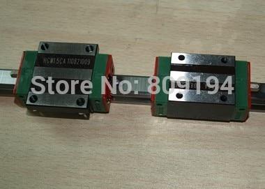 CNC machine HIWIN HGW15C bearing linear guide  цены