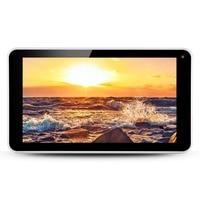 Aoson M751S-B 7 inch HD אנדרואיד Tablet PC Quad Core Allwinner A33 512 M/8 גרם מצלמות כפולה אנדרואיד 4.4 ילדי wifi bluetooth עמילות