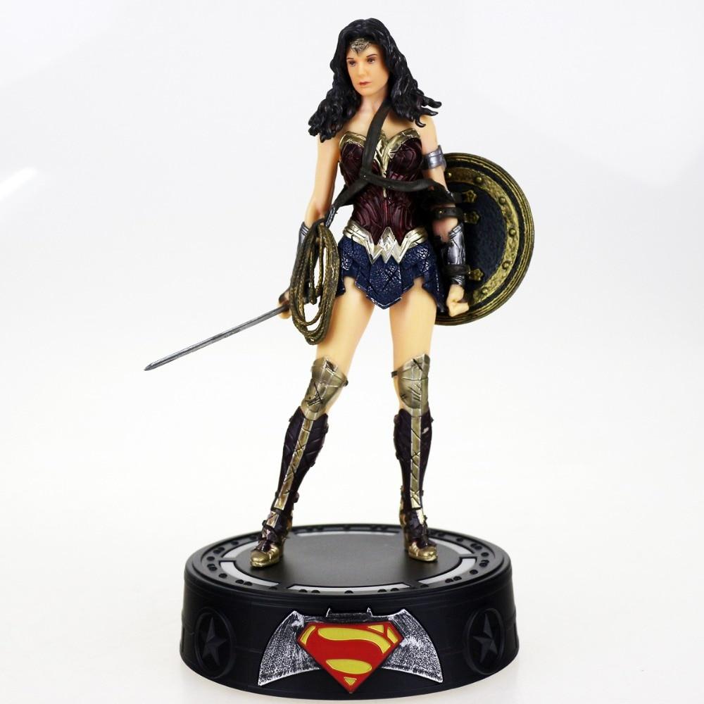 DC Comics Wonder Woman LED Base 1/10 Scale Figure Free Shipping