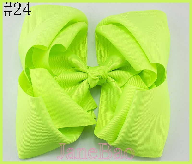 free shipping 30pcs 7 8 double layered boutique hair bows stacked ABC hair bows girl hair