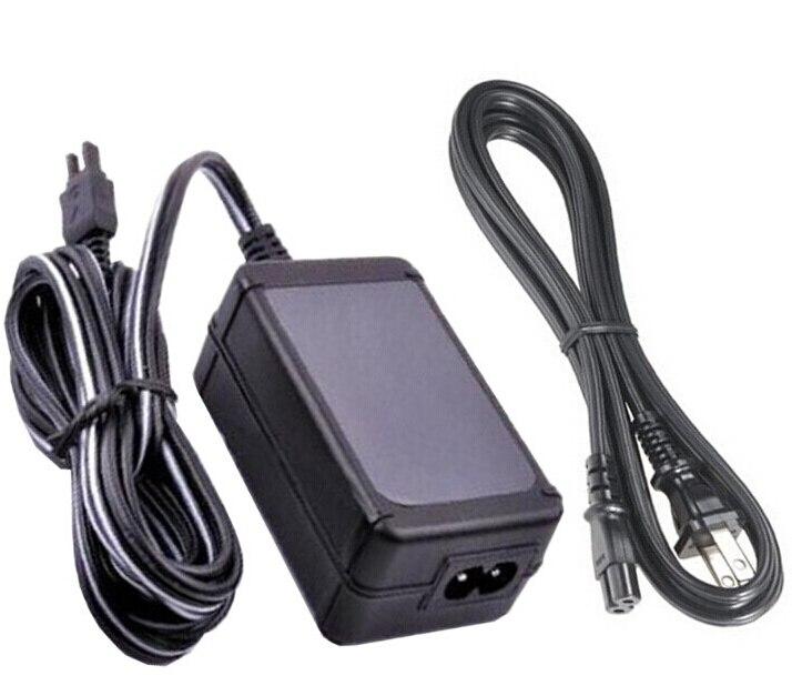 AC Adapter Ladegerät für Sony Handycam DCR-SX30E, DCR-SX31E, DCR-SX40E, DCR-SX41E, DCR-SX43E, DCR-SX44E,...