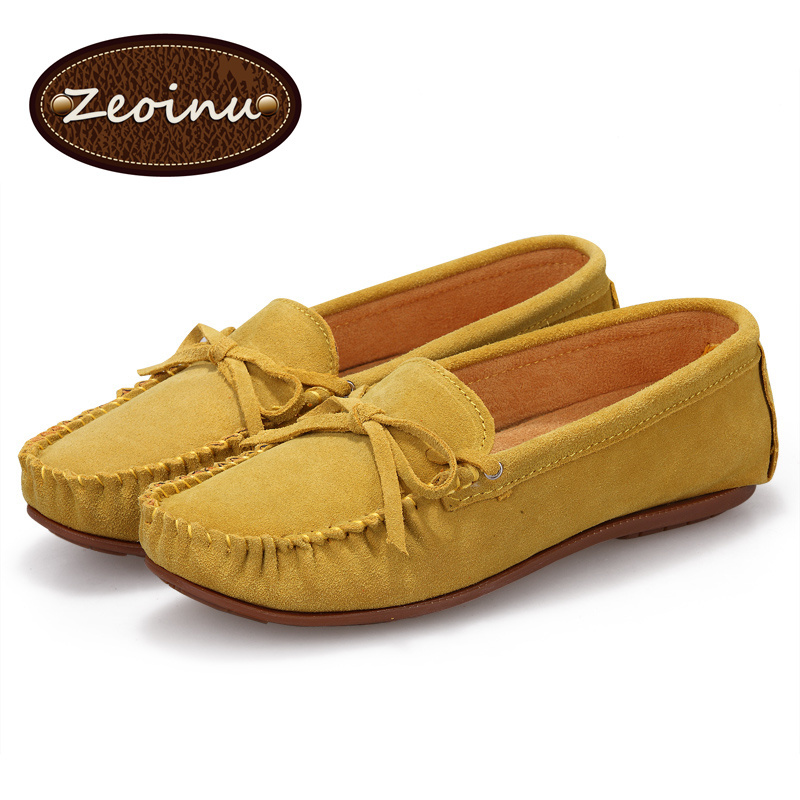 Loafers For Women Shoes Woman Moccasin Womens Ladies Penny Loafer Slipon Driving Shoes Sapatos ...