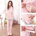 Родильных домах пижамы установить грудное вскармливание одежда для беременных пижамы одежда для беременных