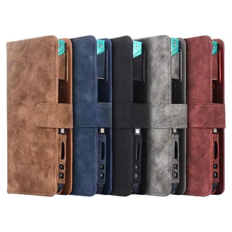 Protective Case For Iqos Pu Leather
