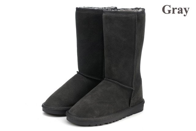 """""""Hot sale 5815 gray boots, designer women snow boot,Free shipping 2011 winter IVG tall canister snow boots"""