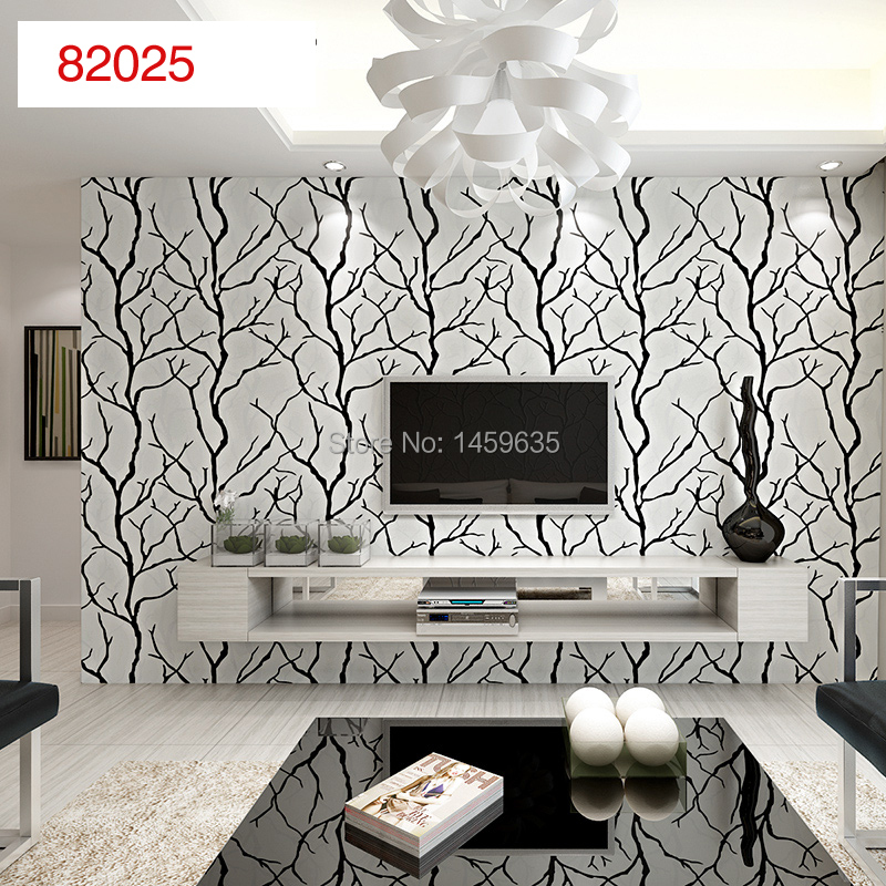 Wallpaper for front room interesting floral wallpaper for Black and white room wallpaper