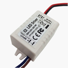 цена на 10PCS Constant Current LED Driver 1-5x1W 300mA 3-16V 1W 3W 4W 5W  External Lamp Light SMD COB Power Supply Lighting Transformer