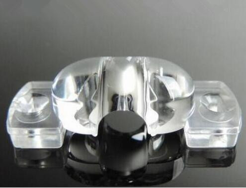 IJRN-29.45 High quality LED <font><b>Lens</b></font>, <font><b>Big</b></font> Power Street <font><b>Lens</b></font>, Degree: 60*120, Size: 29.45X11X8.8mm, Clean surface, PMMA materials image