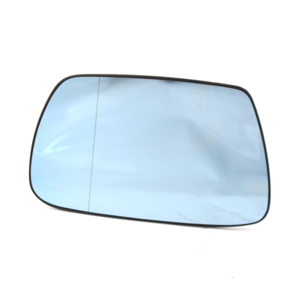 NEW Car Driver Left Side Wing Door Blue Mirror Glass for JEEP Grand Cherokee 2005 2010|Mirror & Covers| |  - title=