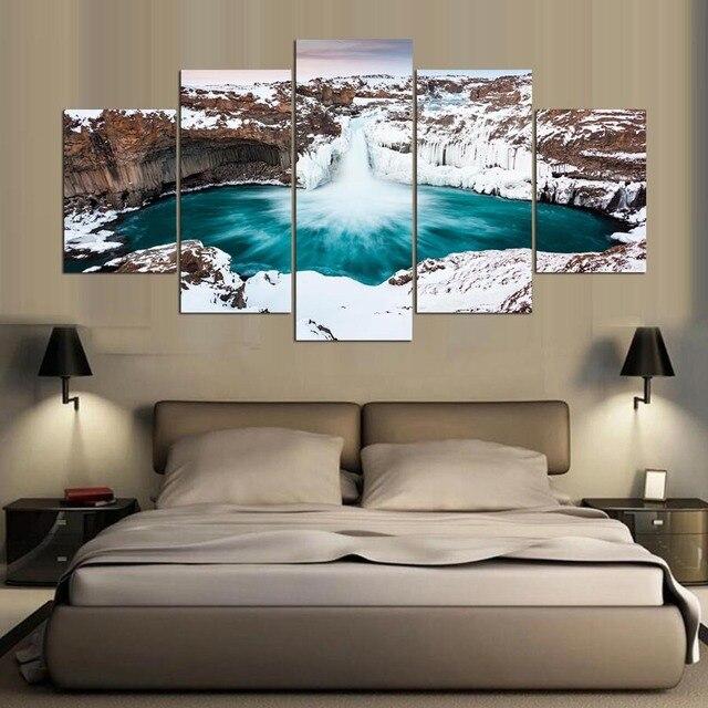 Moderne Wohnkultur Wohnzimmer Wandkunst Poster Oder Schlafzimmer ...