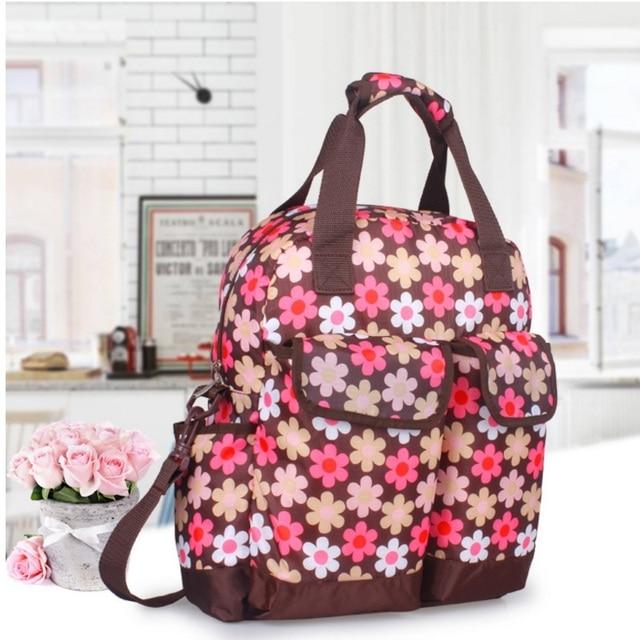 Maternity bolsa diaper bag ladies handbag nappy bags stroller lightweight mum backpack storage baby bag pouch
