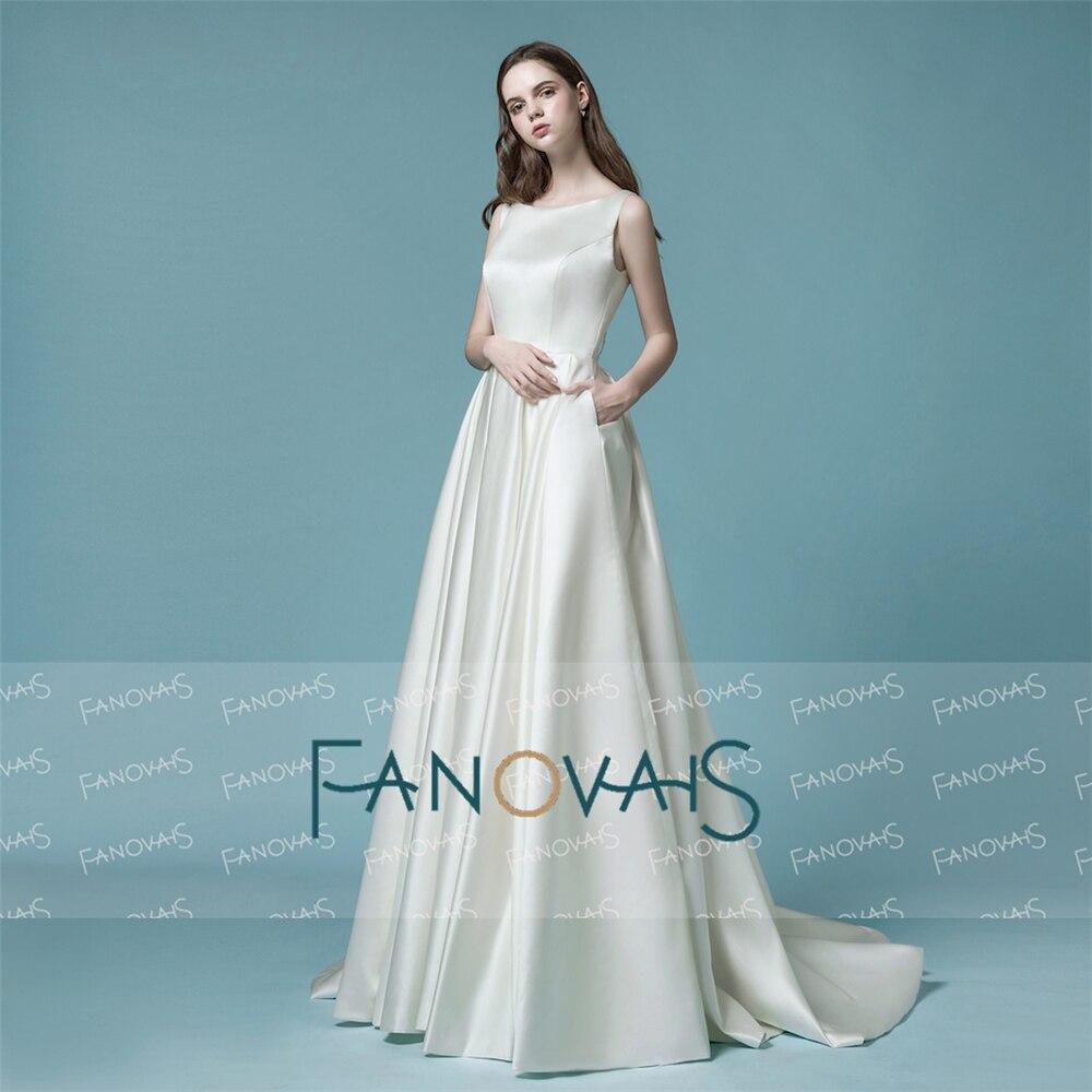 Dorable Simple Elegant Bridal Gowns Crest - All Wedding Dresses ...