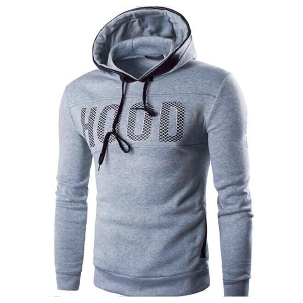 ZOGAA 2019 Men 39 s Spring Pullover Hoodie Sweatshirt Menswear Gym Fit Sport Fashion Hoodies Casual Cotton Long Sleeve Sweatshirt in Hoodies amp Sweatshirts from Men 39 s Clothing