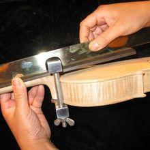 Инструменты lutier, скрипка 4/4 установочный зажим для шеи и точный измерительный инструмент