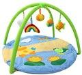 95 cm bebê mat atividade ginásio tapetes de jogo do bebê pato dos desenhos animados educacional jogo tapete cobertor criança LEOBEI