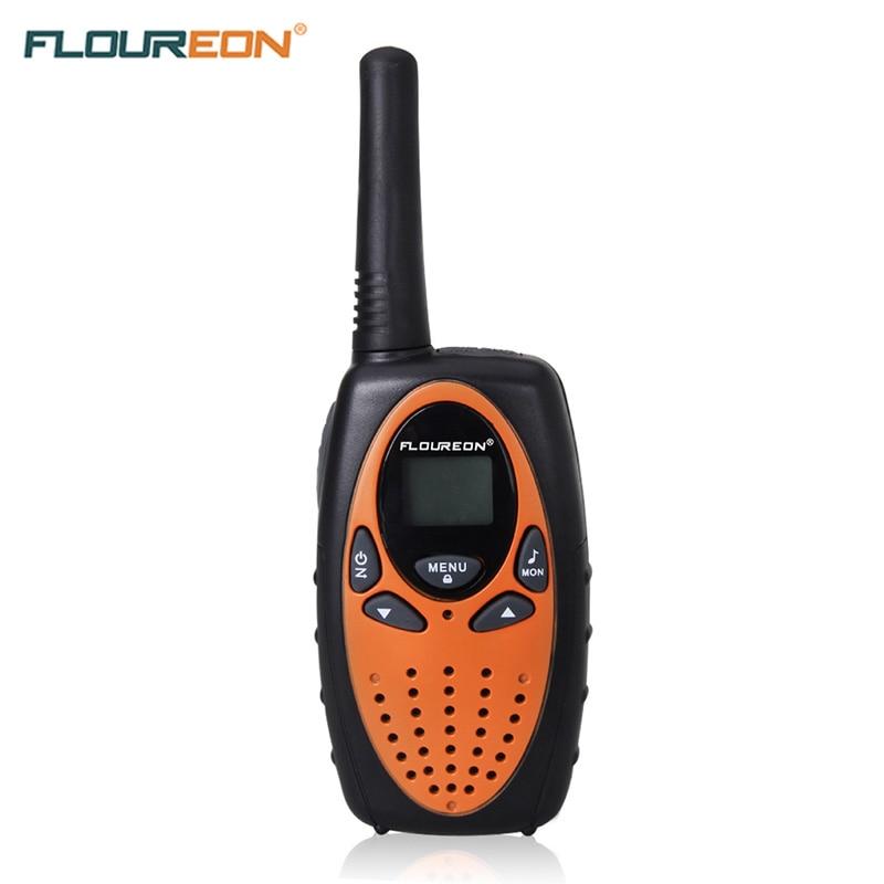 Türsprechstelle Radient Floureon 2 Stücke 8 Kanal Twin Walkie Talkies Xf-638 2-weg Mini Radio 3 Km Sprech Lcd Display Tragbare Radio Communicator Kataloge Werden Auf Anfrage Verschickt