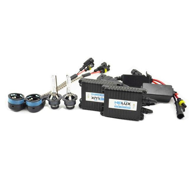 35 watt D2S hid xenon kit hid conversion kit mini xenon ballast mit d2s xenon birne farbe 4300 karat- 12000 karat hid nachrüstung