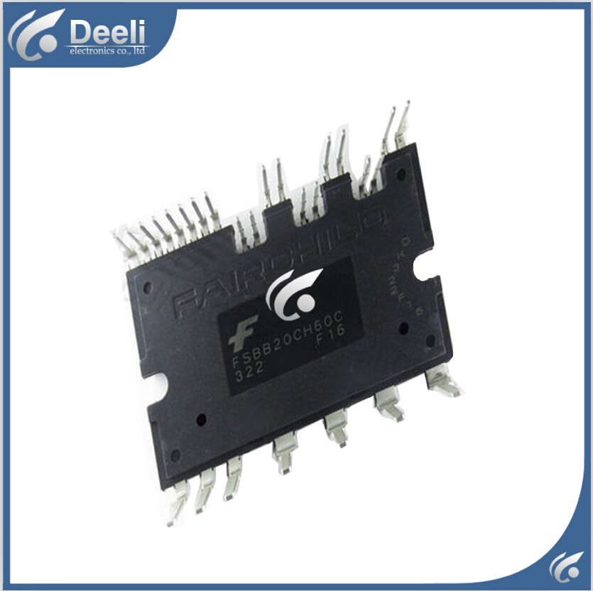 95% new good working for Frequency conversion module FSBB20CH60C Power module our discovery island 5 dvd