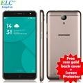 Más nuevo 6.0 ''doogee mt6737 x7 pro smartphone android 6.0 quad core 1280x720 2 gb + 16 gb 13mp 3700 mah otg 4g lte teléfono móvil