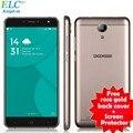 Recentes 6.0 ''doogee mt6737 x7 pro smartphone android 6.0 quad core 1280x720 2 gb + 16 gb 13mp 3700 mah otg 4g lte celular