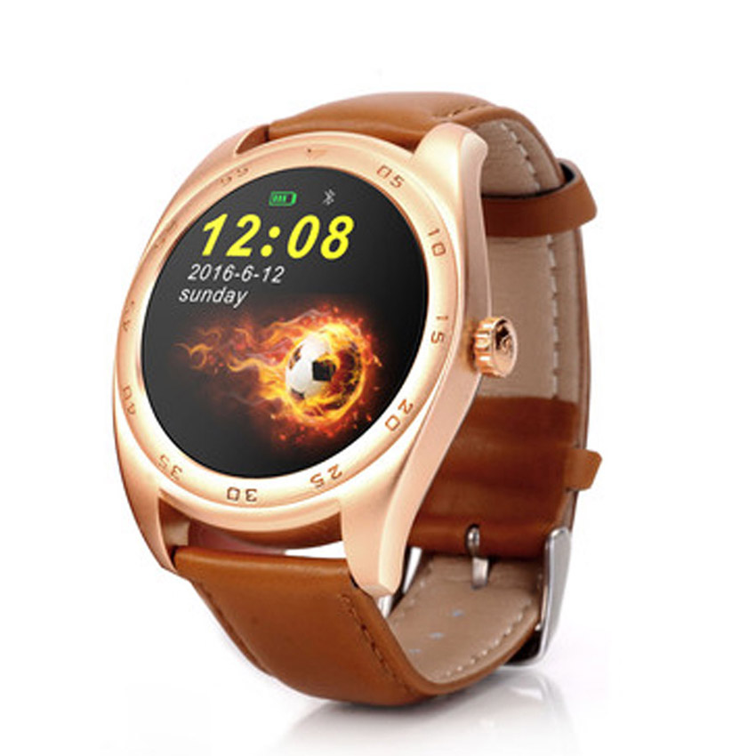 K89 Smart watch MTK2502 Bluetooth Gesture Call Message Reminder Heart Rate Monitor Smartwatch For apple huawei Android IOS Phone wireless service call bell system popular in restaurant ce passed 433 92mhz full equipment watch pager 1 watch 7 call button