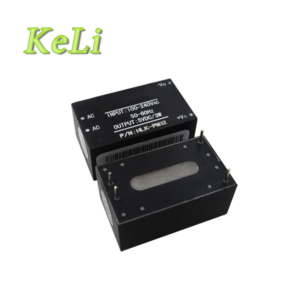 AC DC 220V to 12V Buck Step Down Power Supply Module Converter Intelligent Household Switch HLK