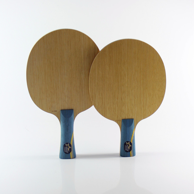 ФОТО Hurricane Long Table Tennis Blade table tennis racket pingpong racket FL finished table tennis bats long handle shakehand racket