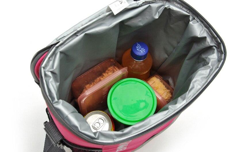 8.8l refrigerador térmico isolado bolsa Bolso Mujer : Bolsa Termica para Marmita