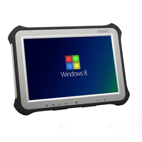 Industrial Tablet PC 10 1 Screen Windows 7 8 Rugged Tablet PC Linux Mini PC Handheld