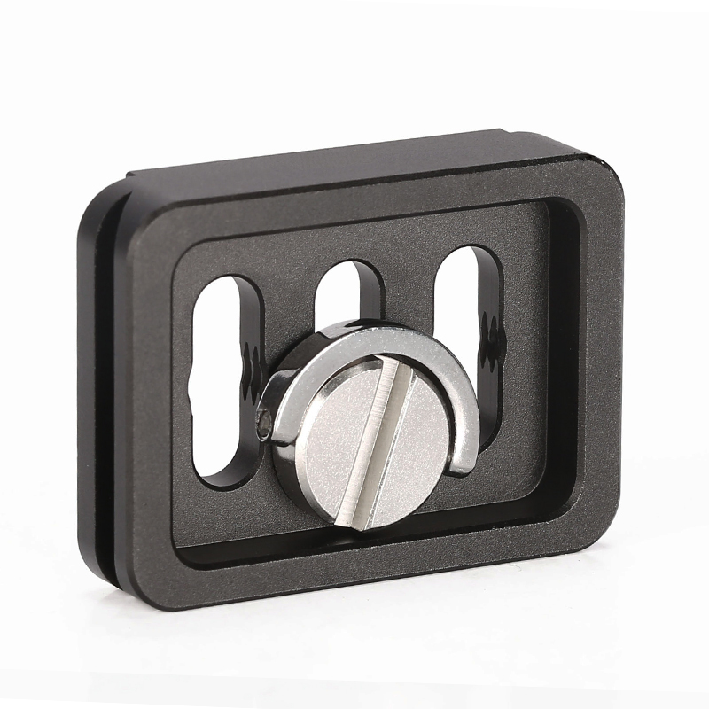 camera Quick Release Plate made for Sirui TY-C10 ball head Fluid Head T005 T-025 tripod Monopod For Digital SLR Camera
