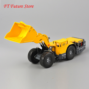 For Collection 1:50 scale DieCast copco Scooptram ST14 Mining Loder metal model Construction vehicles toy Children Fans Gifts(China)