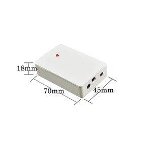 Image 5 - Беспроводная Стробоскопическая сирена для GSM системы сигнализации 433 МГц, также это система точечной сигнализации, можно добавить 100 беспроводных детекторов,