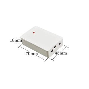 Image 5 - Wireless Flash Strobe Siren For GSM Alarm System 433MHz, Also it is a spot alarm system, can add 100  wireless detectors,