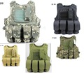 Hunting Military Molle Tactical FSBE Style Carrier Vest w/ Medical pouch  bulletproof vest free shipping