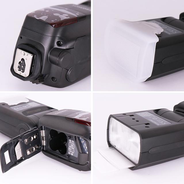 Ulanzi Updated YONGNUO YN600EX-RT II Auto TTL HSS Flash Speedlite +YN-E3-RT Controller for Canon 5D3 5D2 7D Mark II 6D 70D 60D