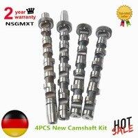 New Camshaft Kit 4PCS For VW Passat/Skoda Superb/Audi Allroad A4 A6 A8 4D2,4D8 2.5 TDI V6 AFB AKE AKN AYM BFC Engine
