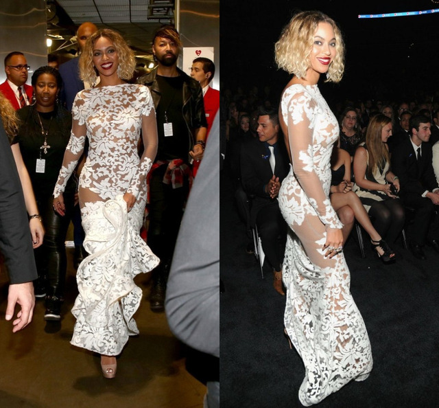 Beyonce sexy back