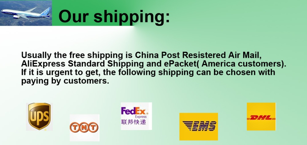 4 our shipping
