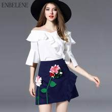 4c4b589e2 Women Office Blouse Skirt Sets - Compra lotes baratos de Women ...